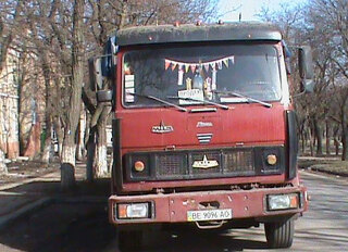 МАЗ 53371 1992